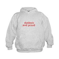 Funny Dyslexia Hoodie