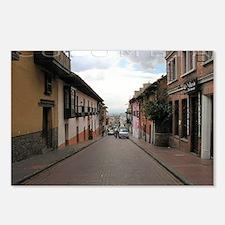 La Candelaria Bogota Postcards (Package of 8)