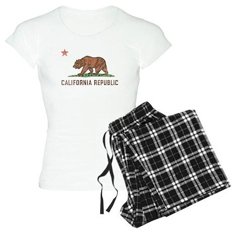 Vintage California Republic Women's Light Pajamas
