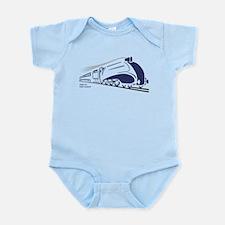 LNER A4 Mallard Infant Bodysuit