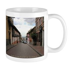 La Candelaria Bogota Mug