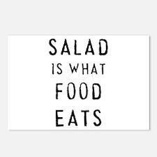 Salad - Postcards (Package of 8)