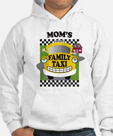 Mom's Family Taxi Hoodie