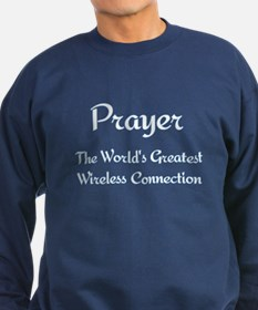 Prayer - World's Greatest Wir Jumper Sweater
