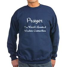 Prayer - World's Greatest Wir Sweatshirt