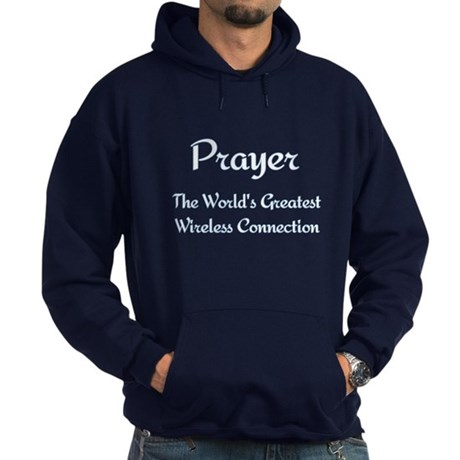 Prayer - World's Greatest Wir Hoodie (dark)