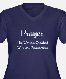Prayer - World's Greatest Wir Plus Size T-Shir