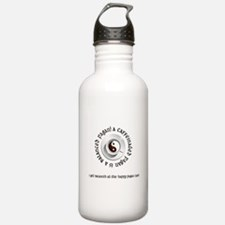 Happy Pagan Cafe Water Bottle