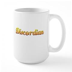 Discordian Mug