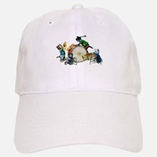 Jazz Cats Baseball Baseball Cap