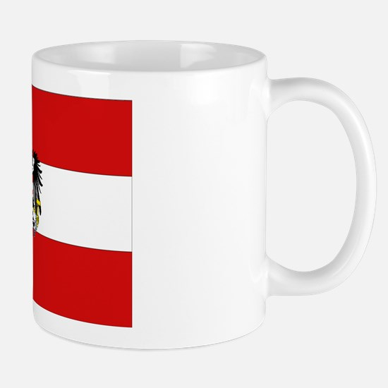 Austrian National Flag Mug