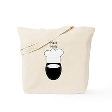Pizza Ninja Tote Bag