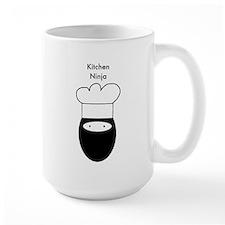 Kitchen Ninja Mug
