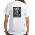 Sacred Well White T-Shirt