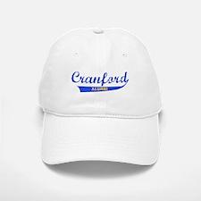 Cranford High Alumni Logo Baseball Baseball Cap