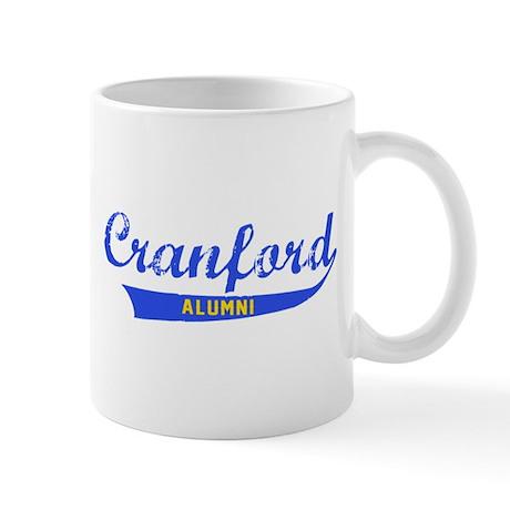 Cranford High Alumni Logo Mug