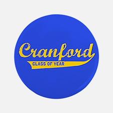 "Cranford High Alumni Logo 3.5"" Button"