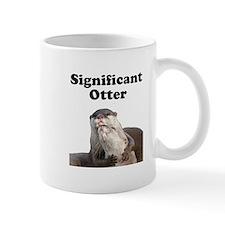 Significant Otter Mug