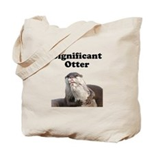 Significant Otter Tote Bag