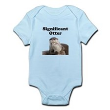 Significant Otter Infant Bodysuit