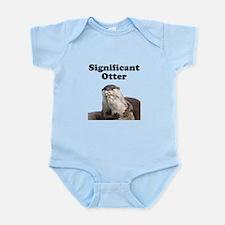 Significant Otter Infant Bodysuit