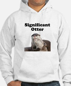 Significant Otter Hoodie