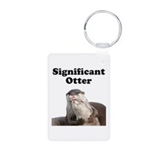 Significant Otter Keychains