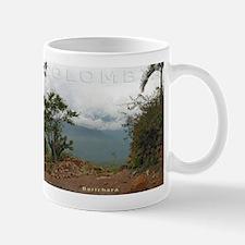 Cielo en Barichara Mug