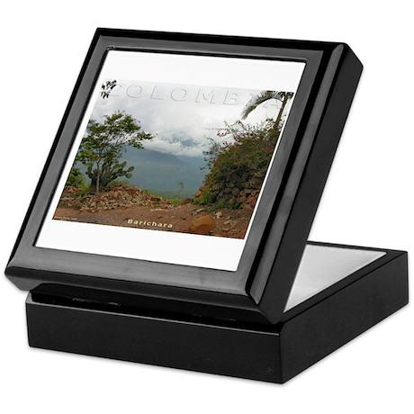 Cielo en Barichara Keepsake Box