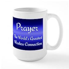 Prayer - World's Greatest Wir Ceramic Mugs