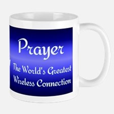 Prayer - World's Greatest Wir Mug