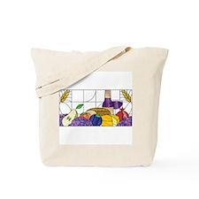 Food Window Tote Bag
