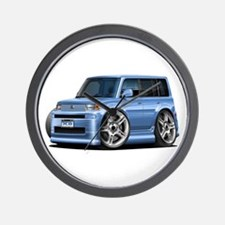 Scion XB Lt.Blue Car Wall Clock