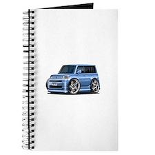 Scion XB Lt.Blue Car Journal