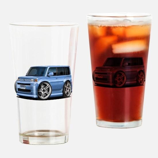 Scion XB Lt.Blue Car Drinking Glass