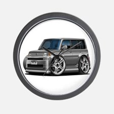 Scion XB Grey Car Wall Clock