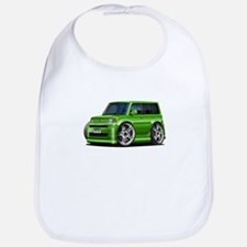 Scion XB Green Car Bib
