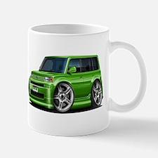 Scion XB Green Car Mug