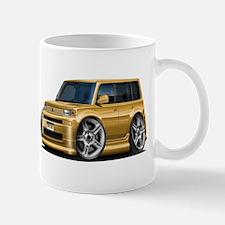 Scion XB Gold Car Mug