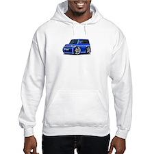 Scion XB Blue Car Hoodie