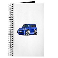 Scion XB Blue Car Journal