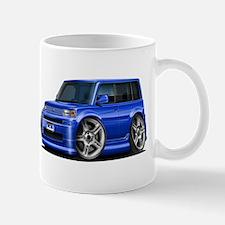 Scion XB Blue Car Mug