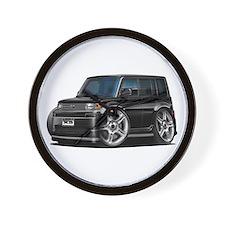 Scion XB Black Car Wall Clock