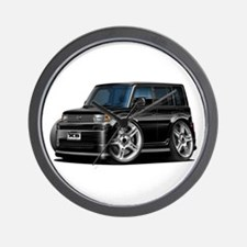Scion XB Black Car Wall Clock