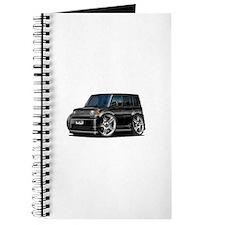 Scion XB Black Car Journal