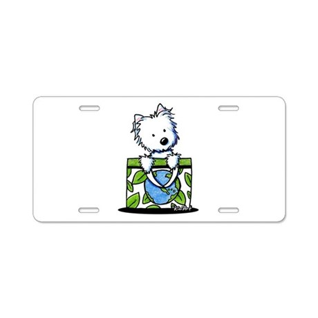 Westie License Plate: full version free software download