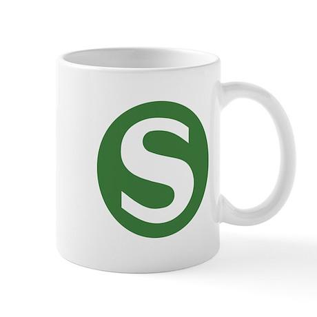 S-Bahn Trolley Mug