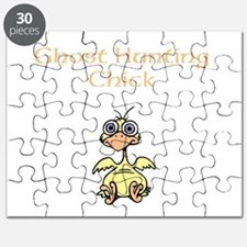Ghost Hunting Chick Puzzle