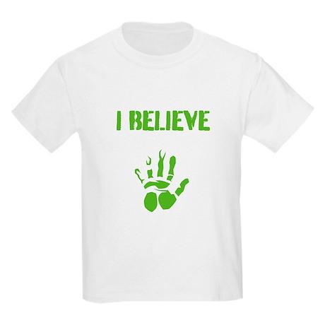 I Believe Kids Light T-Shirt