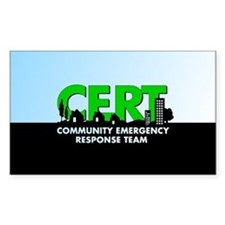 CERT Stickers